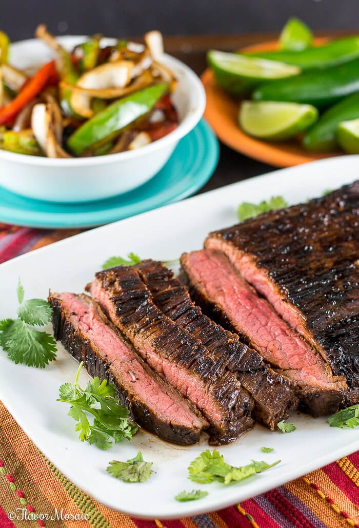 how to cook a beef loin flank steak