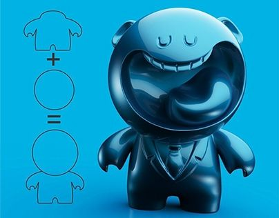 "Check out new work on my @Behance portfolio: ""Custom Toys"" http://on.be.net/1EsZi1x"