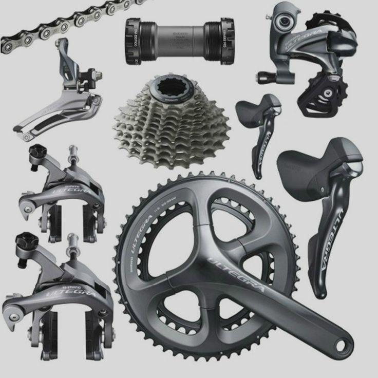 shimano Ultegra 6800 50/34 53/59 170/172.5mm11 Speed road bike bicycle groupset //Price: $1406.95 & FREE Shipping //     #hashtag3