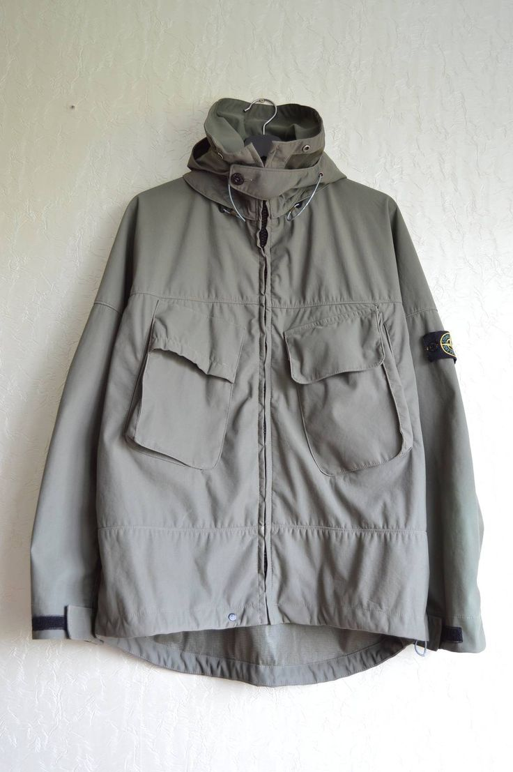 Stone Island 2in1 jacket with lining Size US M / EU 48-50 / 2