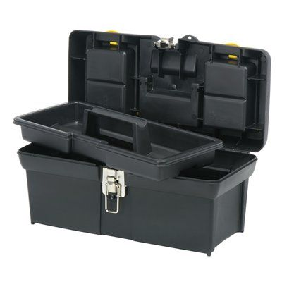 Stanley Series 2000 Toolbox with Tray