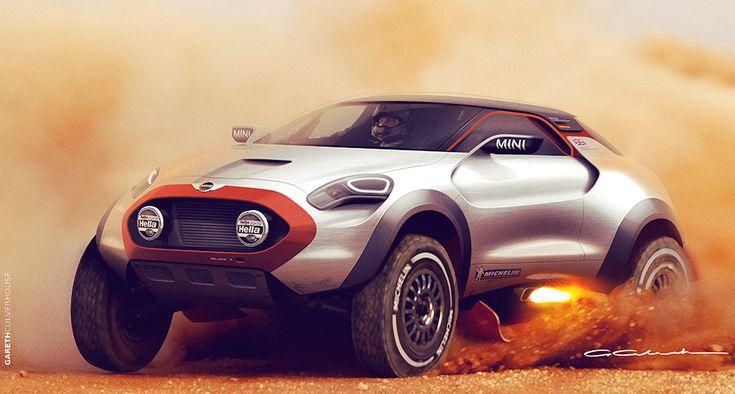 Mini Dakar!