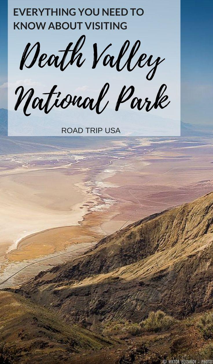 47 best Death Valley National Park Planner images on Pinterest
