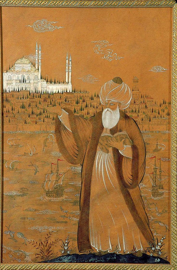 Minyatür - Mimar Sinan ve Süleymaniye, Taner Alakuş