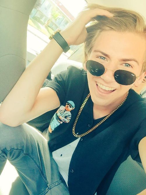 the fooo conspiracy, olly molander, and eyes image