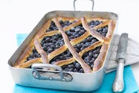 Delicious blueberry pie...You should try it with vanilla sauce ! #food #Finland #berry