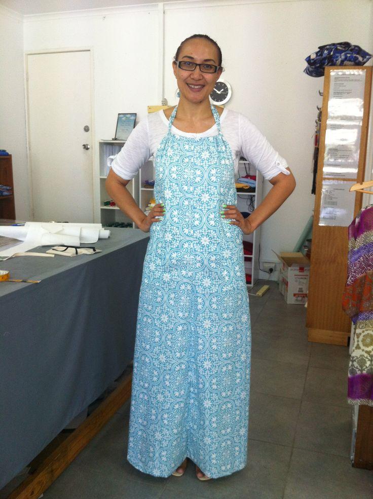 Beginner's Sewing class-The Easy Summer Dress