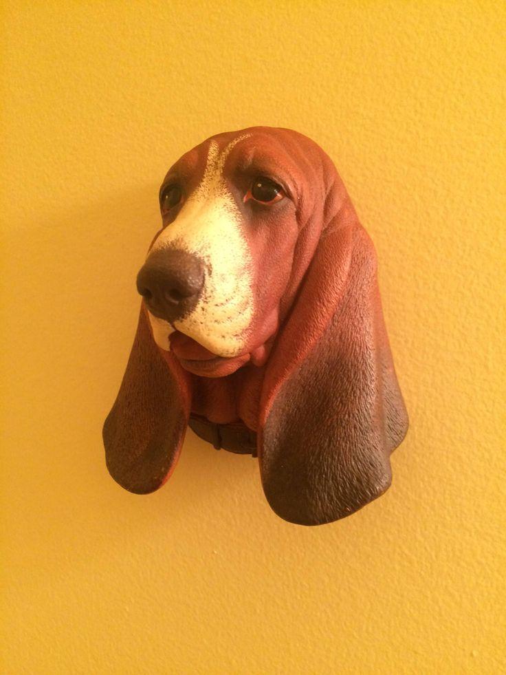A personal favorite from my Etsy shop https://www.etsy.com/listing/559637158/bossons-bassett-hound-chalkware  #hounddog #bassettlove #dog #doglover #puppy #petlover #canine #england #foxandthehound #pets #bossons #wallart #collector #collection #chalkware #pawrent #pupper #doggo #ilovemybasset #petlove #houndstagram #bassetthound #isnmemberitem #sellthispod #houndsofinstagram