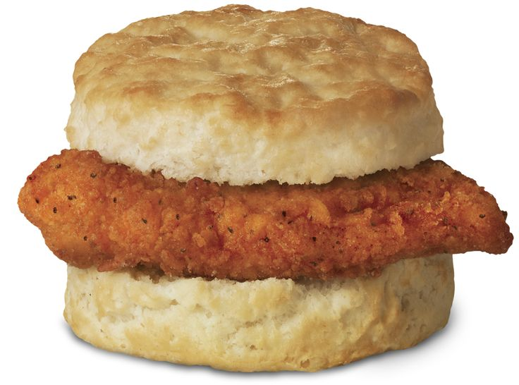 Breaking down the single best item at every major fast-food chain.  Chick-Fil-A: Spicy Chicken Biscuit