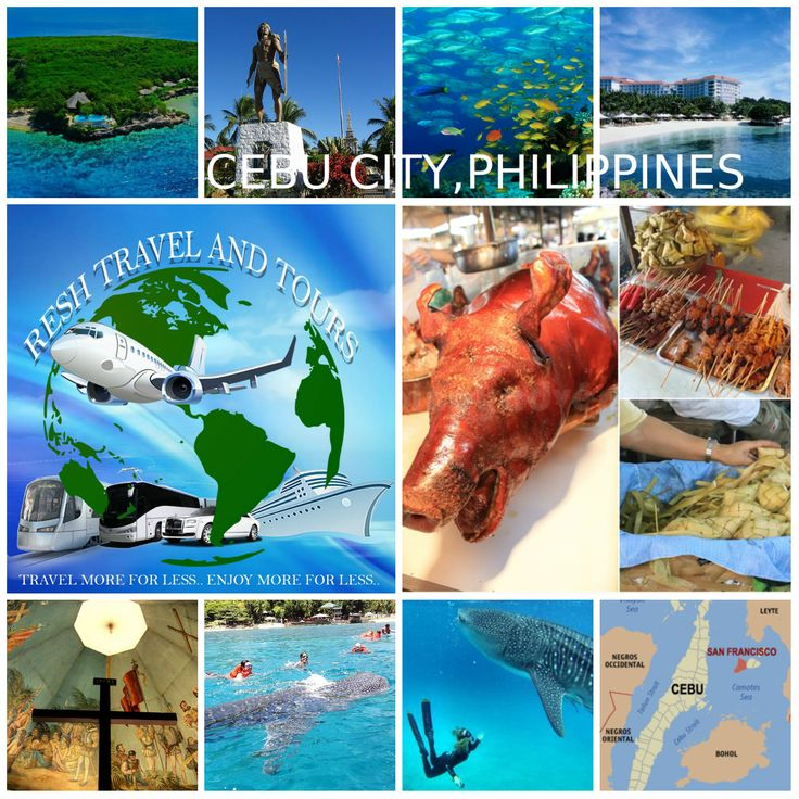 Cebu is a province of the Philippines, in the country's Central Visayas region, comprising Cebu Island and more than 150 smaller surrounding islands and islets. Its prosperous port capital, Cebu City, retains landmarks from its 16th-century Spanish colonial past, including the Basilica Minore del Santo Niño church and triangular Fort San Pedro. Tops, an observation deck on Mt. Busay, has sweeping views over the city.