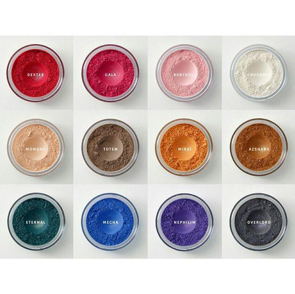 Violent Maiden   New shades Vegan cosmetics