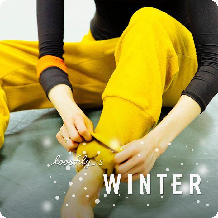 루스플라이 Winter Collection 따뜻한 겨울을 위한 루스플라이의 제안⛄