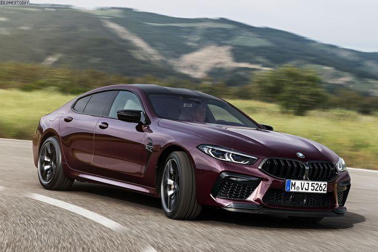 2020 BMW M8 Gran Coupe F93 Competition   Bmw, La auto show ...
