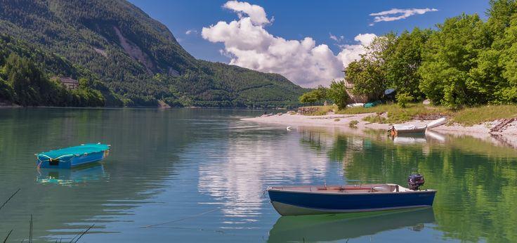 https://flic.kr/p/xegXZn | Vista sul Lago | Vista sul Lago di Molveno