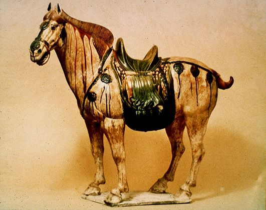 Neighing Horse Tang Dynasty Art History Pinterest