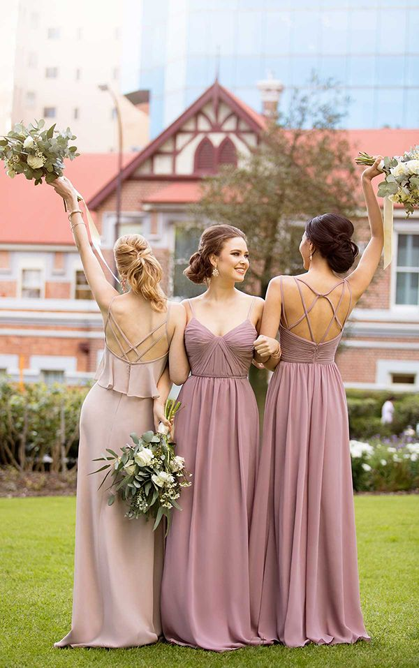 295252dbcadf 2019 Spring Bridesmaid Dress Ideas Sorella Vita style 9030