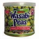 Hapi-snacks : Hot Wasabi Peas (Small Tin) 140g