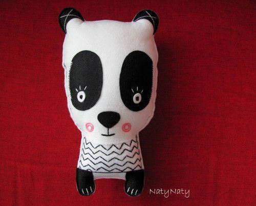 Panda Vanda z kolekce Little friends