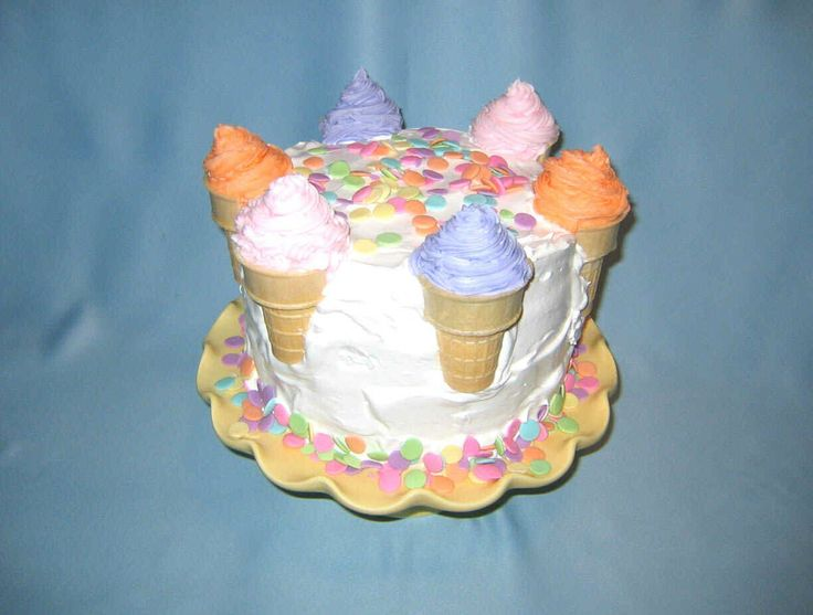ice cream birthday cakes delivered  home cakes cupcakes cookies cake ...