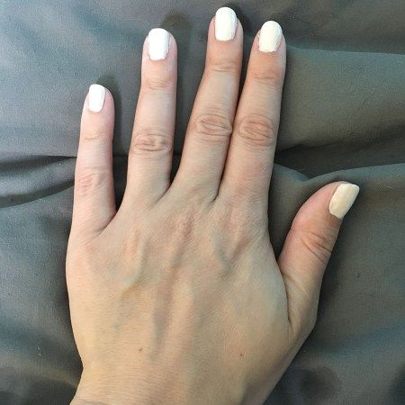 Tricks for Painting Nails - White Polish as Base Coat - Beauty Chaos