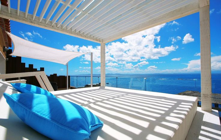 Spain. Hotel Vistabella Hovering over the Bay of Roses,... | Luxury Accommodations