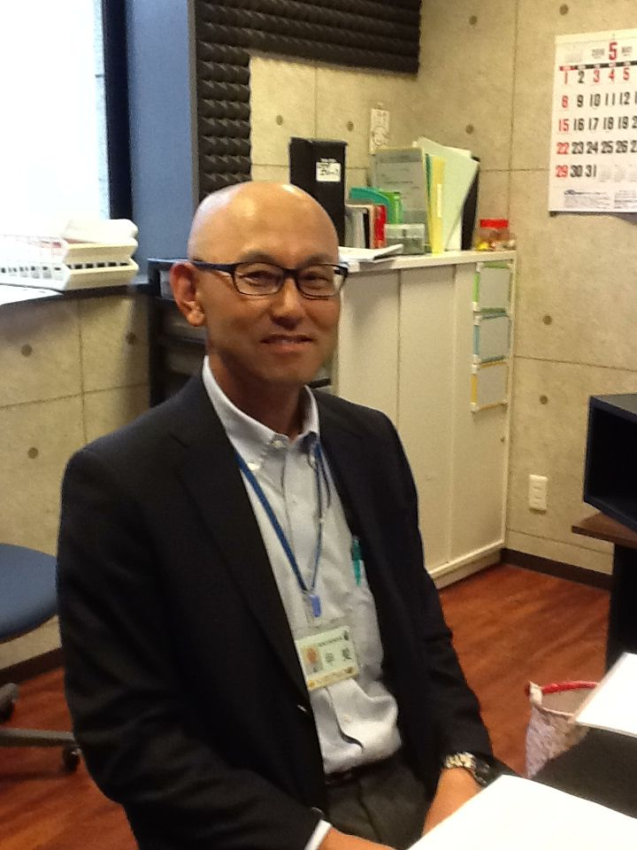 今日のアイタイムゲストは社会福祉法人一宮市社会福祉事業団 事務局長 甲斐 勉さんです。