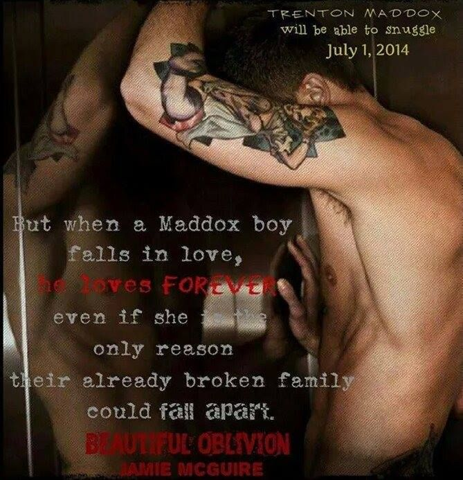 Trenton Maddox: Beautiful Oblivion