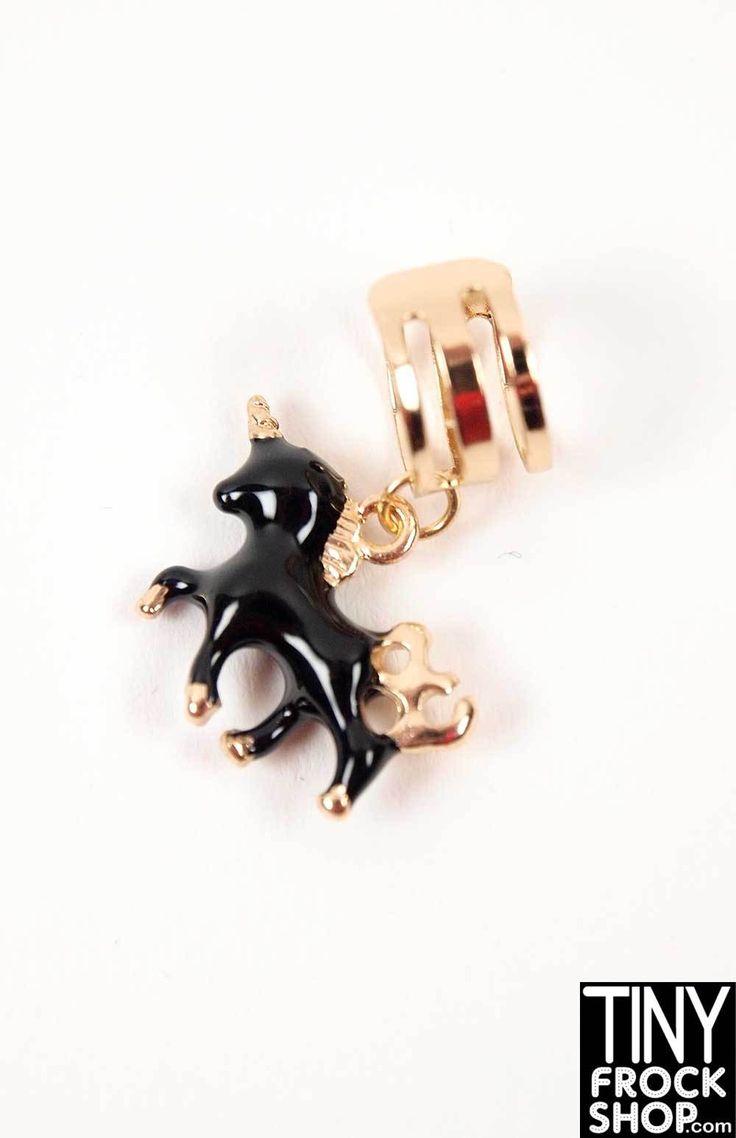 Barbie Unicorn Dangle Cuff Bracelet - MORE COLORS!