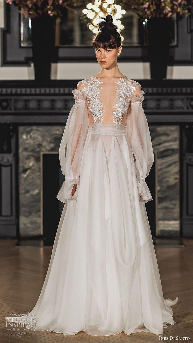 Lace v neck maxi dress april 2019  best  images on Pinterest  Brides Dress wedding and