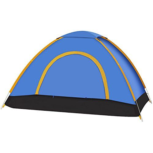WolfWise Pop Up Tent 2 Person Ultralight Waterproof Automatic Instant Tent