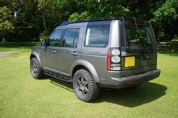 Prospeed Discovery 4 Land Rovers