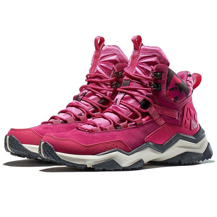 Amazon.com | Rax Women's Wild Wolf Mid Venture New Style Waterproof Lightweight Hiking Boots | Hiking Boots