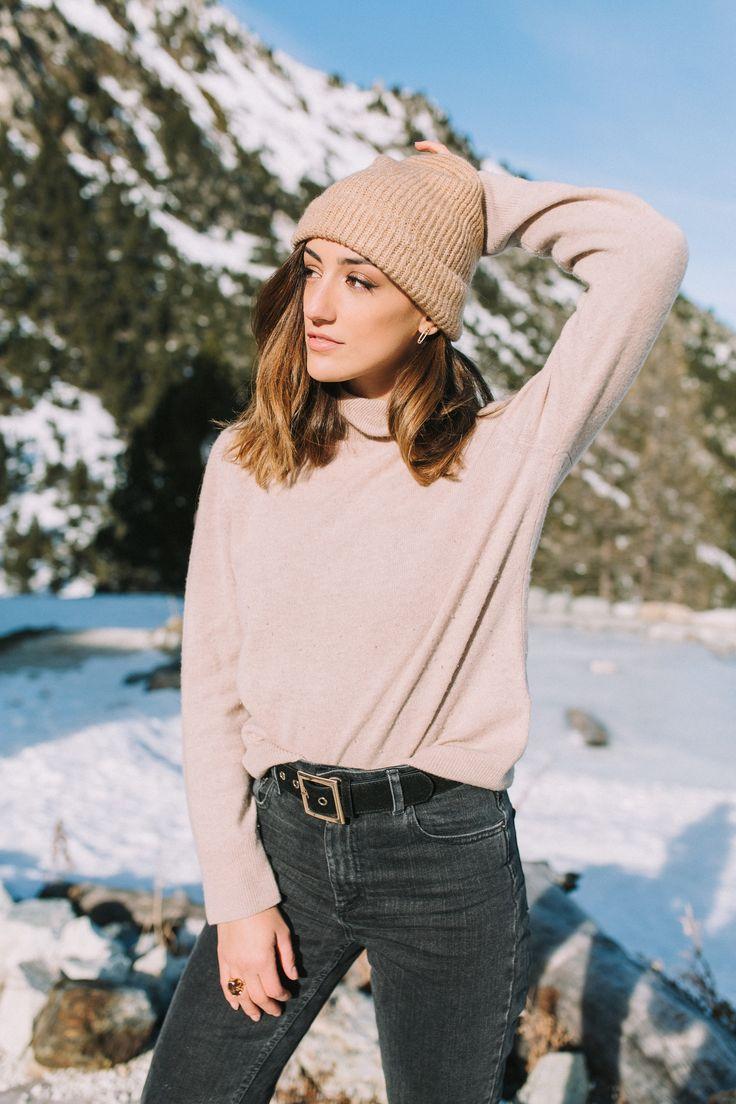 La Revue de Kenza / Kenza Sadoun el Glaoui  How to dress for the snow ?