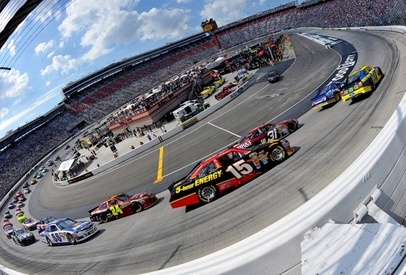 nascar sprint cup series richmond
