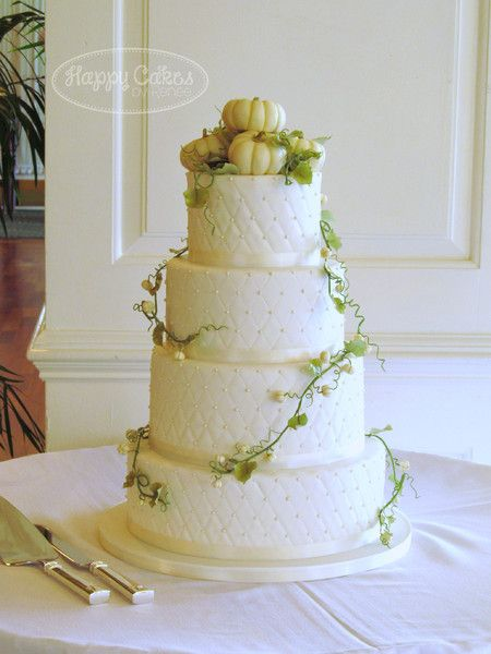 62 Best Images About Fall Wedding Cakes On Pinterest