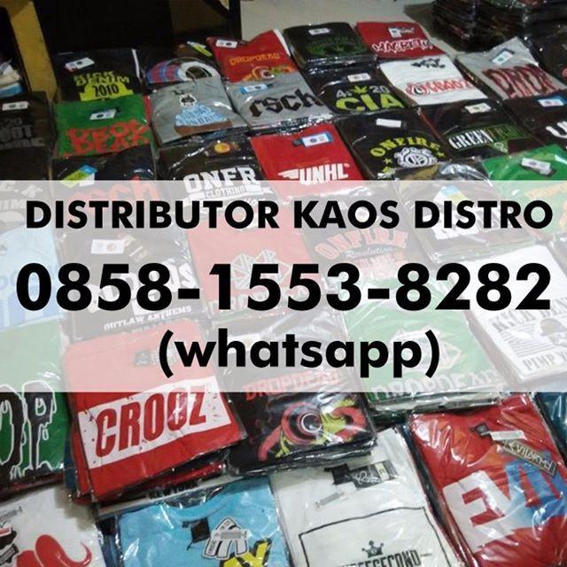 Kami melayani Grosir maupun Eceran Kaos Distro degan berbagai Merek seperti Vans, Ripcurl, Volcom, Macbeth. masih banyak lagi. Kami adalah toko online yang melayani pembelian di seluruh wilayah indonesia dengan harga grosir dan eceran termurah  .  Berminat membeli produk kami silahkan kontak customer service kami. .  0858-1553-8282 (WA)  .  .  #bajukerenmurah #kaosdistrokeren #grosirkaosdistrobandung #grosirkaosdistromurah #kaosdistrojakarta #bajudistrobandung #kaoskerenmurah #kaosker...
