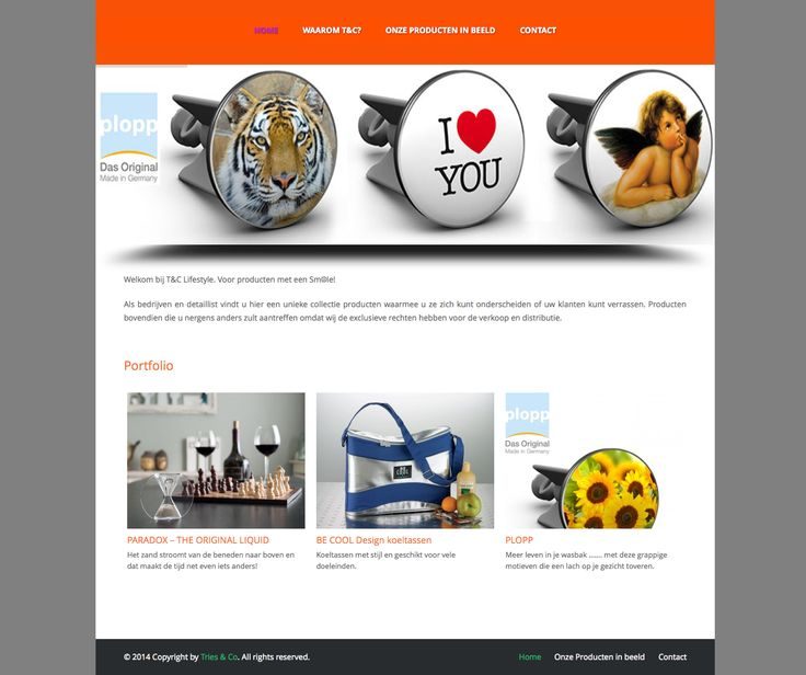 SPA #Wordpress #Theme: As a company and retailer, you will find a unique collection of products here, which you can distinguish and can surprise your customers. Learn more at: http://tenclifestyle.nl