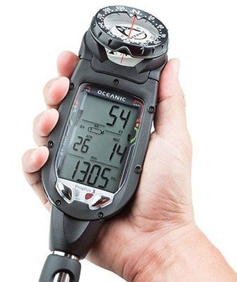 Dive Computers 50882: Oceanic Pro Plus 3 Nitrox Ready Scuba Diving Computer No Compass -> BUY IT NOW ONLY: $679.98 on eBay!
