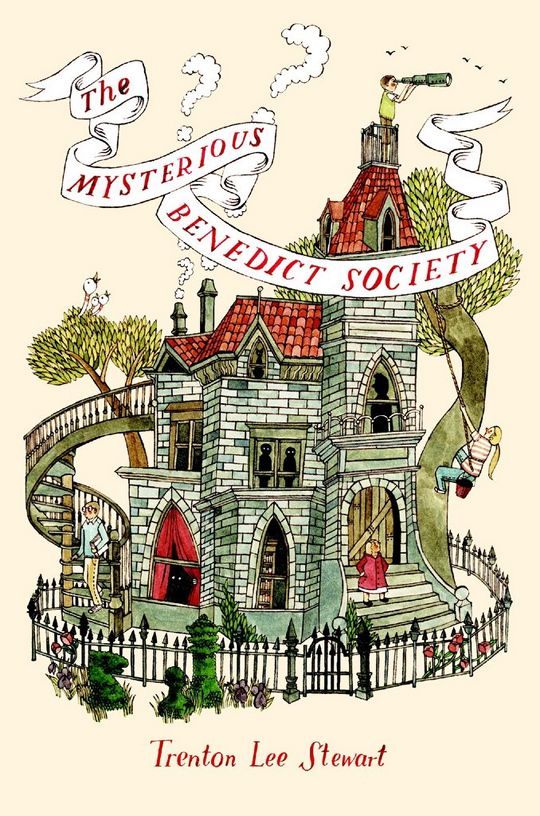 The Mysterious Benedict Society  An intriguing book for all children to enjoy! Another book our Homeschoolers cannot put down.