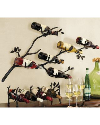 10 Images About Wine Rack On Pinterest Wall Mount Wine