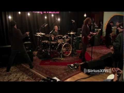 "Soundgarden On Johnny Cash Cover; Perform ""Rusty Cage"" During SiriusXM Town Hall"