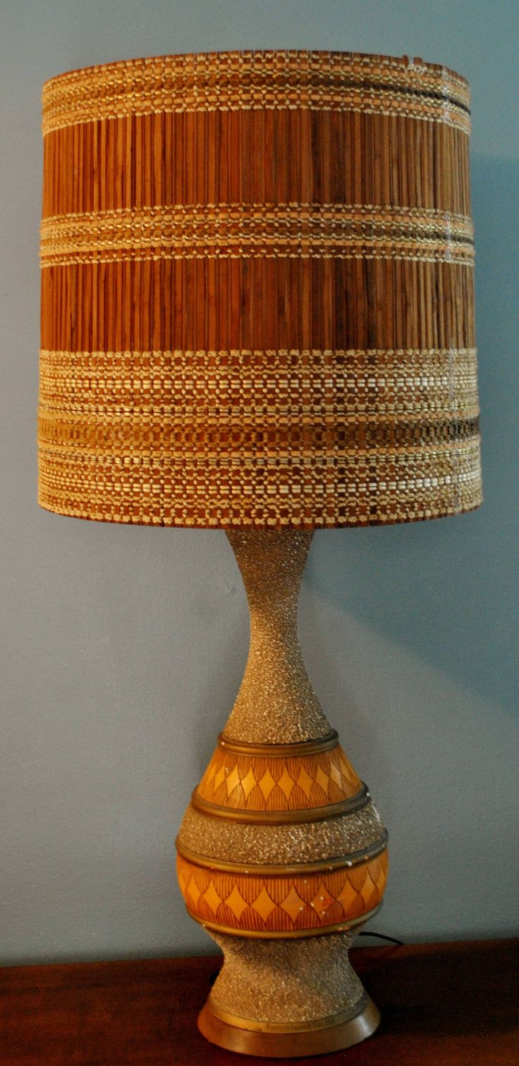 Bamboo Lamp Design Lampshades