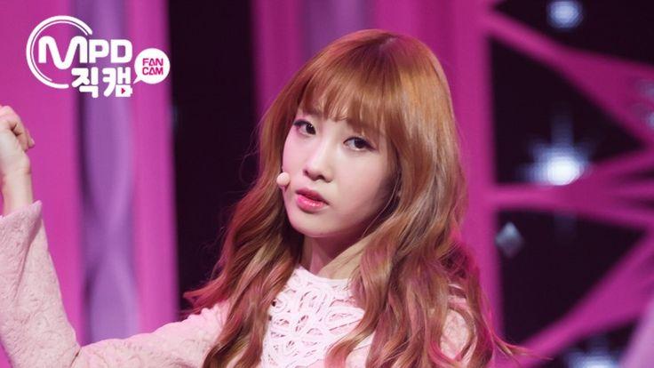 엠피디직캠 (MPD fancam) | [엠넷 엠피디직캠] 러블리즈 지애 직캠 Destiny Lovelyz Jiae Fancam @Mnet MCOUNTDOWN_160428