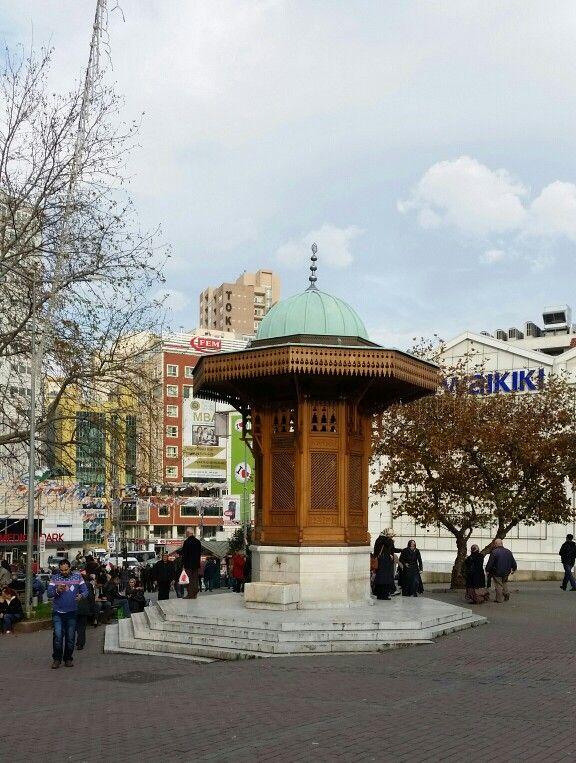 Bursa Bosna Hersek Çeşmesi