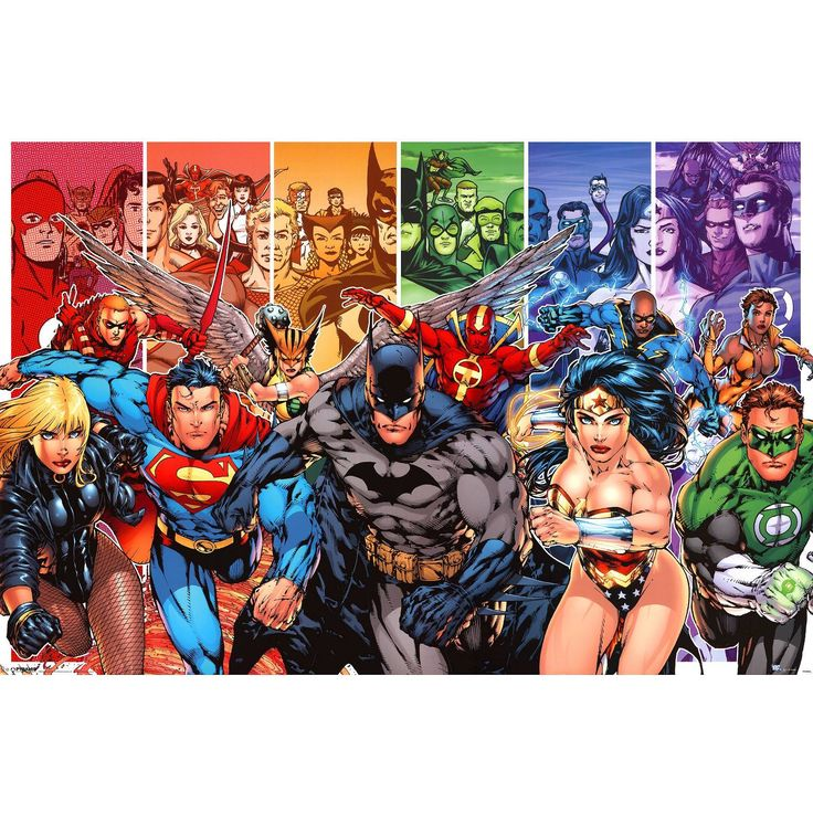 #Justice #League #Of #America #Fan #Art. (Justice League of America) By: Pyramid. (THE * 5 * STÅR * ÅWARD * OF: * AW YEAH, IT'S MAJOR ÅWESOMENESS!!!™)[THANK U 4 PINNING!!!<·><]<©>ÅÅÅ+(OB4E)
