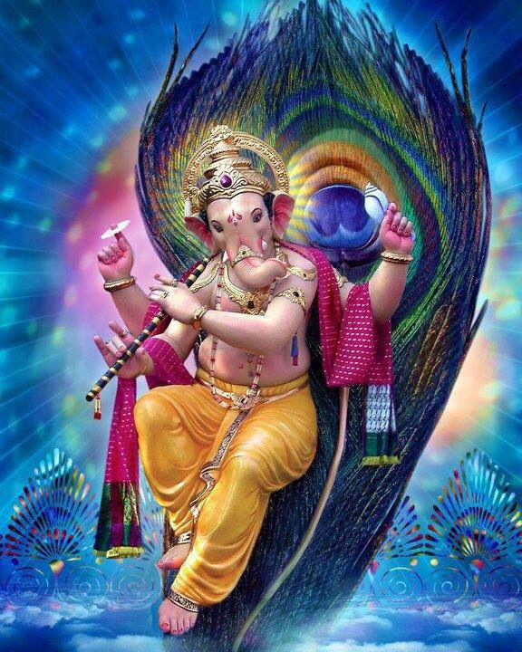 Mumbai Ganpati Festival Lord Ganesha Ganesh Wallpaper Ganesh