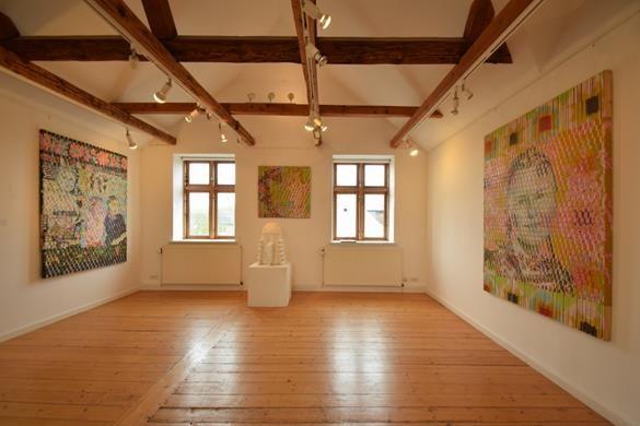 Galleri Heike Arndt danskejet galleri, der har eksisteret siden 1989 i Kettinge og siden 2008 i Berlin Friedrichshain