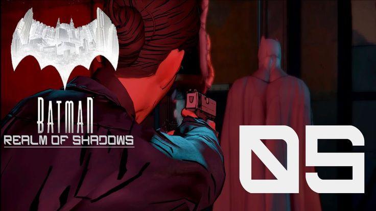 """Nerve Agent!"" - BATMAN: REALM OF SHADOWS #5"