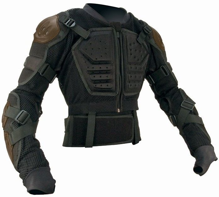 iXS Assault-Series Jacket Body Armor – Reviews, Comparisons, Specs – Mountain Bike Body Armor - Vital MTB