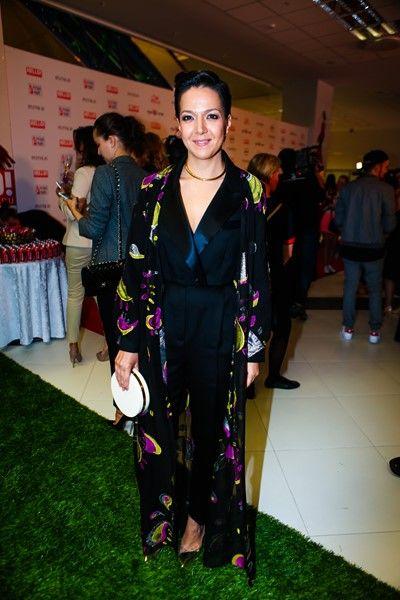 #KseniaChilingarova #style #blacktie #vikagazinskaya